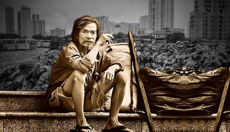 Truyện Ngắn: Ông già bươi rác