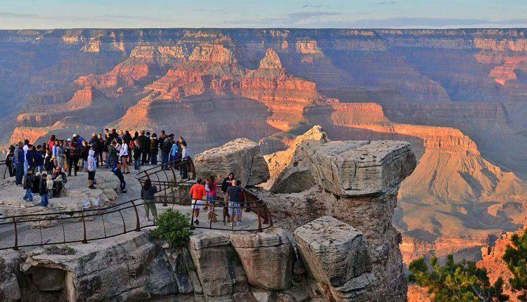 Grand canyon hùng vĩ