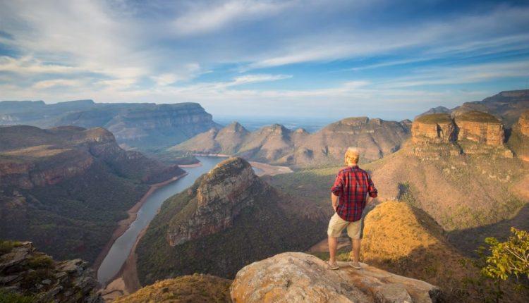 Blyde River Canyon, một Grand Canyon của Nam Phi