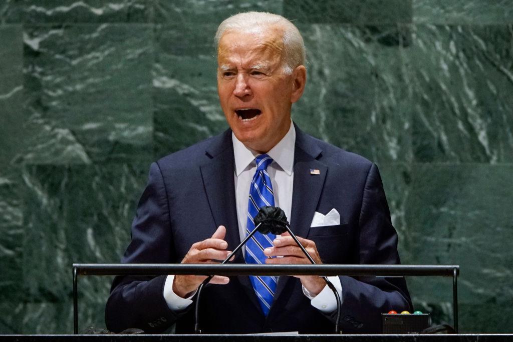 Biden at UN General Assembly